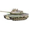 Ogromny (48 cm) czołg zdalnie sterowany 27MHz - Leopard II zielony - strzela kulkami