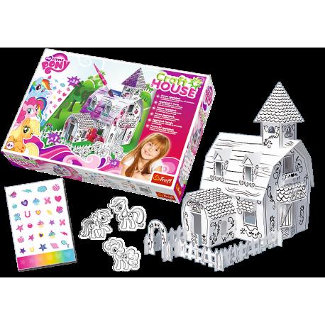 Craft Castle - Farma Applejack - My Little Pony