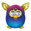 Furby BOOM - Kryształowy - Fioletowo-Niebieski - POLSKI