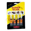 Klej SuperGlue 3g x 4 szt. cyjanoakryl