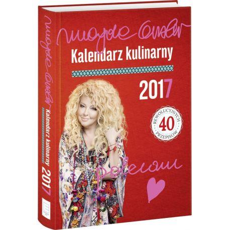Kalendarz książkowy 2017 - Ewa Chodakowska