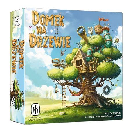 Gra Domek na drzewie