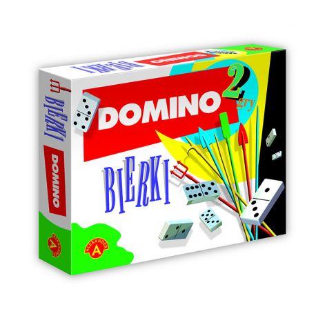 Domino bierki 2w1