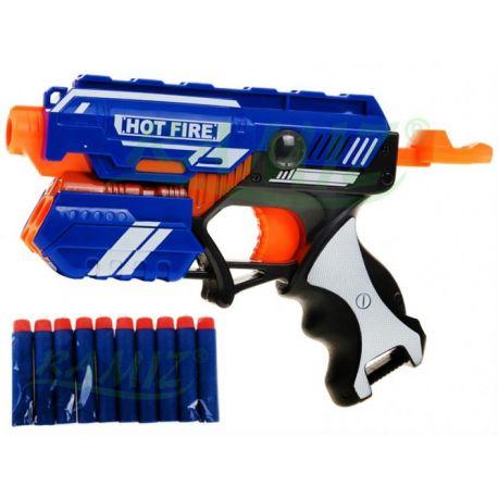 Blaze Storm Mały Pistolet Niebieski