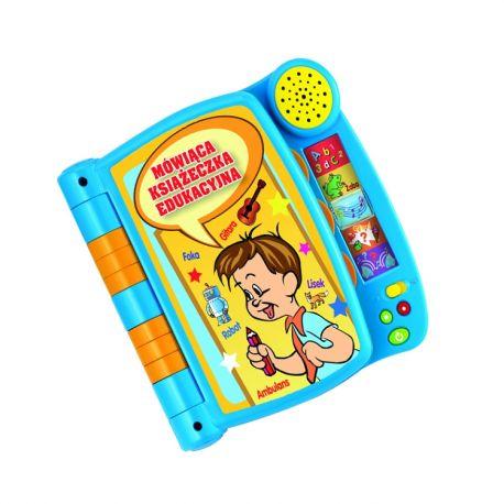 Smily Play - Książeczka edukacyjna