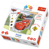 Puzzle sensoryczne - AUTA - Cars - Fun For Everyone TREFL