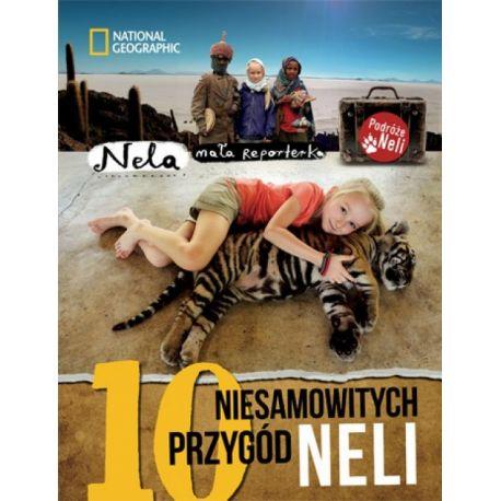 Nela - Tom 1 - 10 niesamowitych przygód Neli - Nela Mała Reporterka
