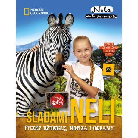 Nela - Tom 5 - Śladami Neli przez dżunglę, morza i oceany - Nela Mała Reporterka
