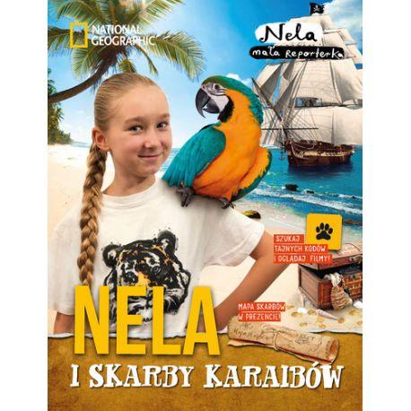 Nela - Tom 7 - Nela i skarby Karaibów - Nela Mała Reporterka