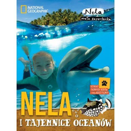 Nela - Tom 8 - Nela i tajemnice oceanów - Nela Mała Reporterka
