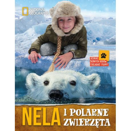 Nela - Tom 9 - Nela i polarne zwierzęta - Nela Mała Reporterka