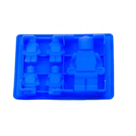 Foremka silikonowa - ludziki lego 4+1