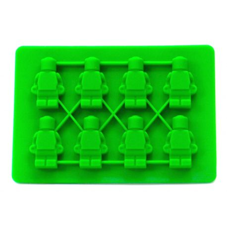 Foremka silikonowa - ludziki lego - 8 el