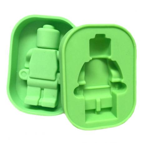 Foremka silikonowa - Ludzik Lego 9,5x6 cm