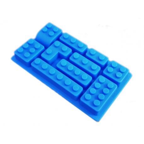 Foremka silikonowa - klocki lego -10 el