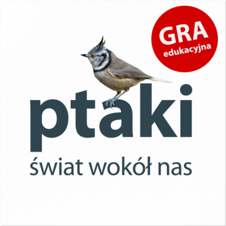 Gra Ptaki - świat wokół nas