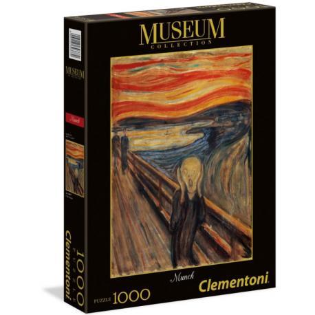 Puzzle 1000 Museum Munch L'Urlo