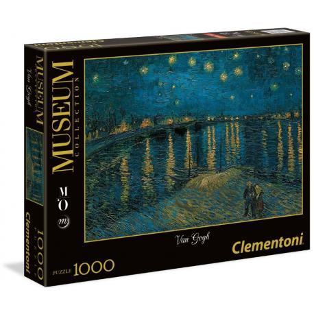 Puzzle 1000 Museum Van Gogh