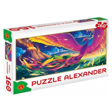 Puzzle Magiczny Feniks 160 el. Alexander (0655)